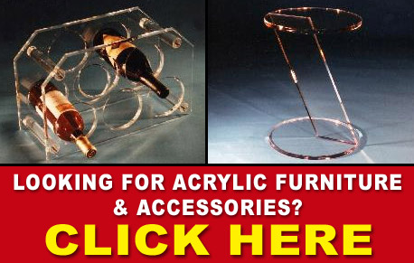 Acrylic Furnishings and Decor